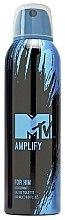 Düfte, Parfümerie und Kosmetik MTV Perfumes MTV Amplify - Parfum Deodorant Spray