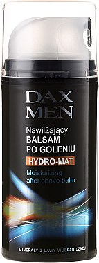 Beruhigender After Shave Balsam - DAX Men Hydro Mat Balsam After Shave — Bild N1