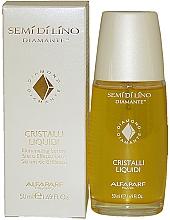 Düfte, Parfümerie und Kosmetik Sofort aufhellendes Serum für alle Haartypen - Alfaparf Cristalli Liquidi