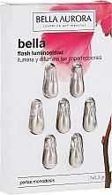 Düfte, Parfümerie und Kosmetik Gesichtskapseln - Bella Aurora Flash Luminosity Facial Treatment