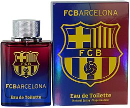 Düfte, Parfümerie und Kosmetik Air-Val International FC Barcelona - Eau de Toilette