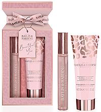 Düfte, Parfümerie und Kosmetik Baylis & Harding Jojoba, Vanilla & Almond Oil - Duftset (Eau de Parfum 12ml + Handcreme 50ml)