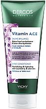 Düfte, Parfümerie und Kosmetik Revitalizierender Vitamin Glanz-Conditioner für stumpfes und trockenes Haar - Vichy Dercos Nutrients Shine Conditioner