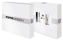Düfte, Parfümerie und Kosmetik Momo Design White - Duftset (Eau de Parfum 100ml + Deospray 150ml)