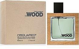 Düfte, Parfümerie und Kosmetik DSQUARED2 He Wood - Eau de Toilette