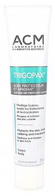 Schutz- und Beruhigungspflege für den Körper - ACM Laboratoire Trigopax Soothing and Protective Skincare — Bild N1