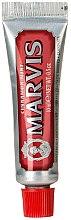 Düfte, Parfümerie und Kosmetik Zahnpasta mit Geschmack nach Zimt und Minze (Mini) - Marvis Cinnamon Mint