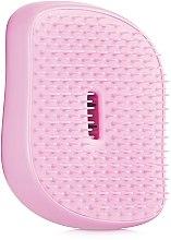 Kompakter Haarkamm pink - Tangle Teezer Compact Styler Sunset Pink — Bild N2