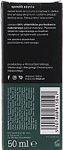 Feuchtigkeitsspendende beruhigende Gesichtscreme - Tolpa Green Men Cream — Bild N3