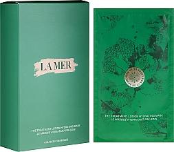 Düfte, Parfümerie und Kosmetik Feuchtigkeitsspendende Tuchmaske für das Gesicht - La Mer The Treatment Lotion Hydrating Mask