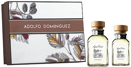 Adolfo Dominguez Agua Fresca Hombre - Set — Bild N1