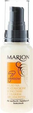 Anti-Spliss Haarfluid mit Arganöl - Marion — Bild N1