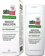 Düfte, Parfümerie und Kosmetik Gesichtswaschemulsion mit Panthenol für trockene Haut - Sebamed Trockene Haut Wash Emulsion