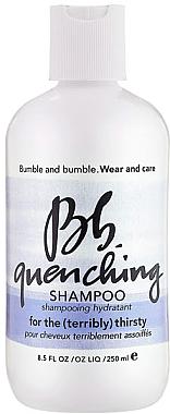Revitalisierendes Shampoo für stark strukturgeschädigtes und brüchiges Haar - Bumble and Bumble Quenching Shampoo — Bild N1
