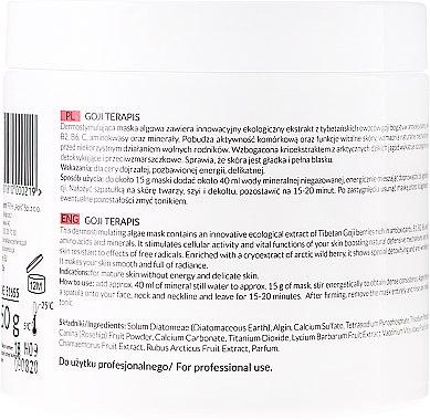 Gesichtsmaske - APIS Professional Goji TerApis Dermostimulating Algae Mask — Bild N2
