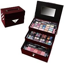 Düfte, Parfümerie und Kosmetik Makeup Trading Beauty Case Velvety - Schminkset
