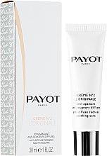 Düfte, Parfümerie und Kosmetik Beruhigende Gesichtscreme gegen diffuse Rötungen - Payot Creme N°2 L'Originale