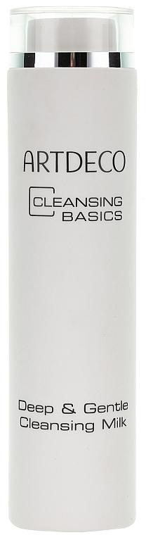 Intensive feuchtigkeitsspendende Gesichtsreinigungsmilch mit weißer Wasserlilie und Aloe Vera - Deep and Gentle Cleansing Milk — Bild N1
