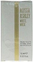 Alyssa Ashley White Musk - Eau de Toilette — Bild N4