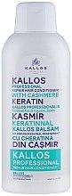 Düfte, Parfümerie und Kosmetik Regenerierende Haarspülung - Kallos Cosmetics Repair Hair Conditioner With Cashmere Keratin
