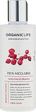 Düfte, Parfümerie und Kosmetik Mizellenwasser mit Hagebuttenextrakt - Organic Life Dermocosmetics Redness Solution