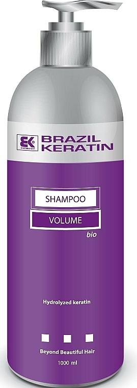 Shampoo mit Keratin für mehr Volumen - Brazil Keratin Bio Volume Shampoo — Bild N7