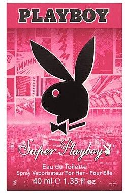 Playboy Super Playboy For Her - Eau de Toilette — Bild N5