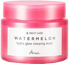 Düfte, Parfümerie und Kosmetik Feuchtigkeitsspendende Nachtmaske für das Gesicht mit Wassermelone - Ariul Watermelon Hydro Glow Sleeping Mask