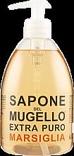 Düfte, Parfümerie und Kosmetik Flüssigseife Marseille mit Olivenbaumblättern - Officina Del Mugello Liquid Soap Marsiglia