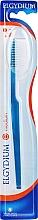 Düfte, Parfümerie und Kosmetik Zahnbürste mittel Classic dunkelblau - Elgydium Classic Medium Toothbrush