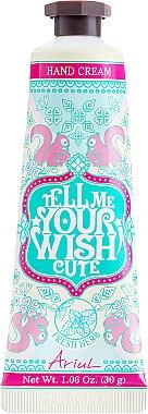 Handcreme - Ariul Tell Me Your Wish Hand Cream Cute — Bild N1