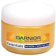 Düfte, Parfümerie und Kosmetik Anti-Falten Nachtcreme - Garnier Anti-Wrinkle Firming Night Cream
