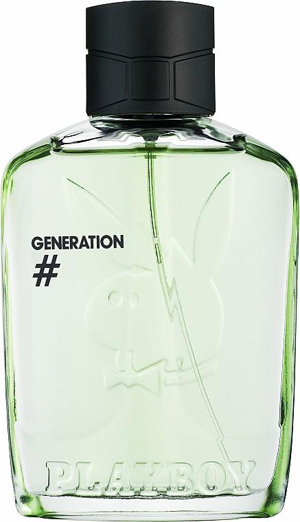 Playboy Generation - Eau de Toilette