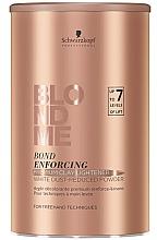 Düfte, Parfümerie und Kosmetik Aufhellungspulver - Schwarzkopf Professional Blondme Claylightener