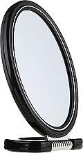 Düfte, Parfümerie und Kosmetik Kosmetikspiegel mit Ständer 9503 schwarz - Donegal Mirror