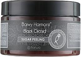 Düfte, Parfümerie und Kosmetik Beruhigendes Zucker-Körperpeeling mit schwarzer Orchidee - Barwa Harmony Sugar Peeling