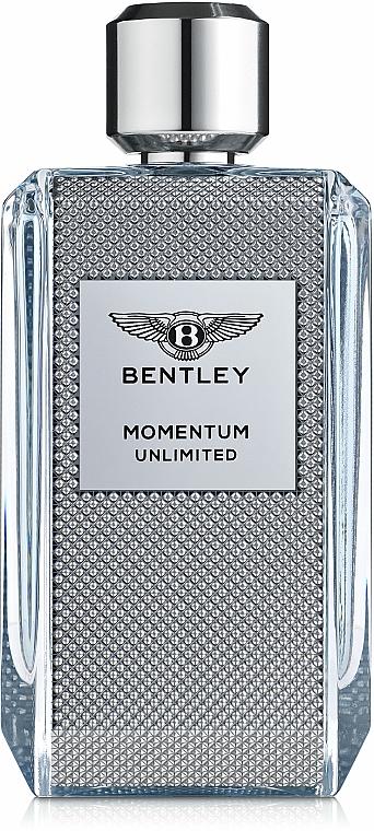 Bentley Momentum Unlimited - Eau de Toilette  — Bild N1