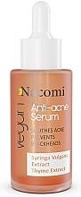 Gesichtsserum gegen Akne mit Thymianextrakt - Nacomi Anti-Acne Serum — Bild N1