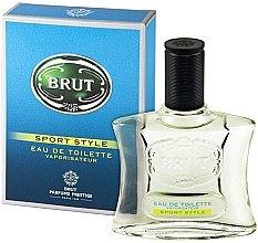 Düfte, Parfümerie und Kosmetik Brut Sport Style - Eau de Toilette