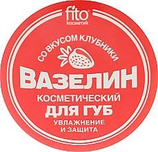 Düfte, Parfümerie und Kosmetik Lippen Vaseline mit Erdbeergeschmack - Fito Kosmetik