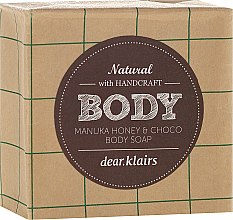 Düfte, Parfümerie und Kosmetik Körperseife mit Honig, Kakao und Olivenöl - Klairs Body Manuka Honey & Choco Body Soap