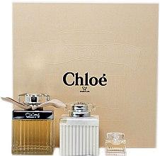 Düfte, Parfümerie und Kosmetik Chloe - Duftset (Eau de Parfum 75ml + Körperlotion 100ml + Eau de Parfum (mini) 5ml)