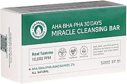 Düfte, Parfümerie und Kosmetik Gesichtsseife - Some By Mi AHA/BHA/PHA 30 Days Miracle Cleansing Bar