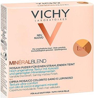 Mosaik-Puder für einen strahlenden Teint - Vichy Mineral Blend — Bild N2