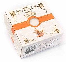 Düfte, Parfümerie und Kosmetik Handgemachte Naturseife mit Weizenkörnern und Jojobaöl - Delicate Organic Aroma Soap