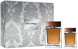 Düfte, Parfümerie und Kosmetik Dolce & Gabbana The One For Men - Duftset (Eau de Toilette/100ml + Eau de Toilette/30ml)