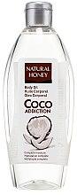 Düfte, Parfümerie und Kosmetik Feuchtigkeitsspendendes Kokosnussöl für den Körper - Revlon Natural Honey Coco Addiction Body Oil