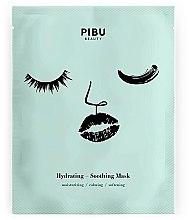 Gesichtspflegeset - Pibu Beauty Hydrating-Soothing Mask Set (Gesichtsmasken 5x29ml) — Bild N2