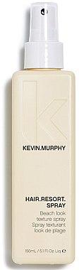 Haarspray für Strand-Look mit Weizen-Aminosäuren und Seidenproteinen - Kevin Murphy Hair.Resort.Spray — Bild N1