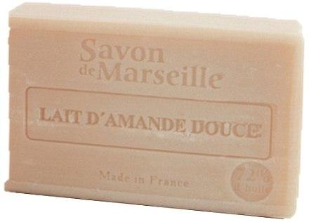 Naturseife mit Mandelmilch - Le Chatelard 1802 Soap Almond Milk — Bild N1